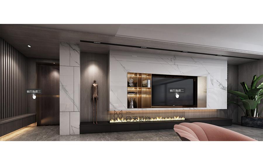 铂锐西郊新中式别墅Vwin德赢APP效果图
